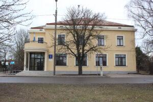 Bolderājas filiālbibliotēkas ēka