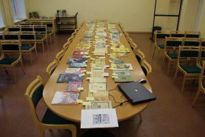 """Turpinās darbs pie projekta """"100 grāmatas bērniem"""""""