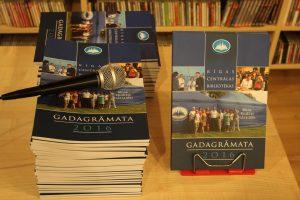 Gada notikums – Gadagrāmatas prezentācija