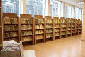 """RCB atklājam izstādi """"100 grāmatas bērniem"""""""