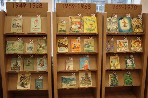 """Izstāde """"100 grāmatas bērniem"""""""