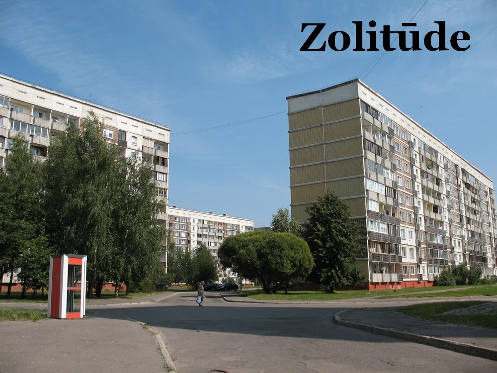 Zolitūde