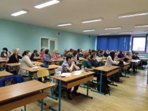 Informatīvs seminārs Rīgas vispārizglītojošo skolu bibliotekāriem