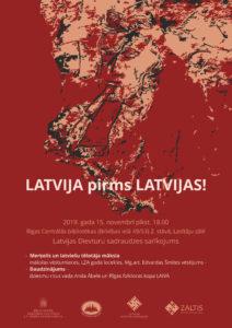 Latvija pirms Latvijas