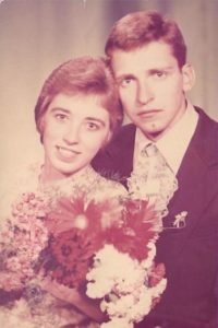 Laila Rumba ar vīru