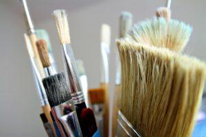 Mākslas un radošo darbu izstādes novembrī