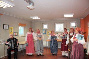 Ziemassvētku ieskaņas pasākums Rīgas patversmes Dienas centrā