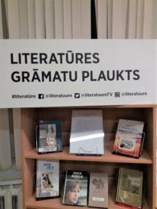 """Dodies """"Literatūrē"""" kopā ar RCB un filiālbibliotēkām!"""