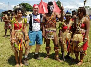 Tiks prezentēts ceļojuma stāsts par Papua Jaungvineju
