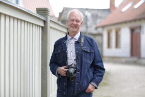 Tikšanās ar fotogrāfu un dziednieku Andri Vētru