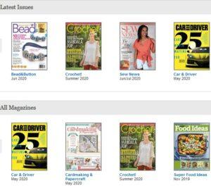 #Paliec mājās un lasi e-žurnālus!