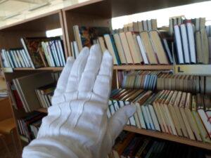 Bibliotēku darbs aiz slēgtām durvīm