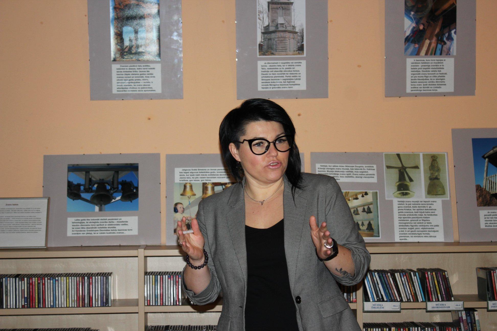 LNB statistikas eksperte Diāna Rudzīte