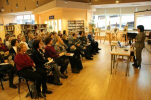 Seminārs par darbu ar Latvijas Kultūras datu portālu