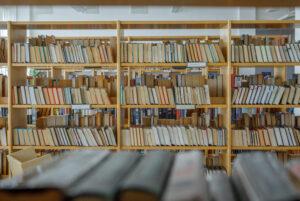 Rīgas Centrālajā bibliotēkā turpina darboties bibliotekāri