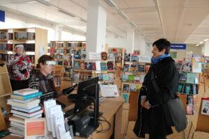 Lasītāji atgriežas bibliotēkā