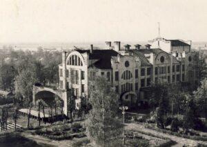 Ziemeļblāzmas arhitektūras komplekss (1886-1940)