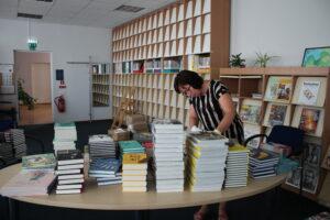 Viena diena bibliotēkas dzīvē. RCB Vispārējās izglītības iestāžu bibliotēku metodiskā lasītava