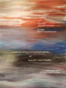 """Anitas Tamašauskas gleznu izstāde """"Labākās lietas pasaulē nav lietas"""""""