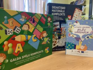 Dāvinājums no Latviešu valodas aģentūras