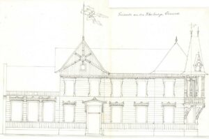 Ēka Brīvības gatvē 206 (1895-1940)