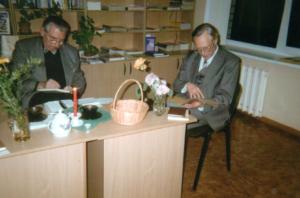Grāmatas, lasīšana, notikumi bibliotēku vēstures fotogrāfijās: Jugla