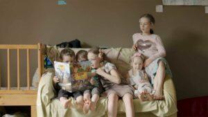 TVNET.lv: Linžu ģimenes lasīšanas stāsts