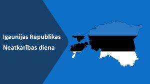 Igaunijas Republikas Neatkarības diena