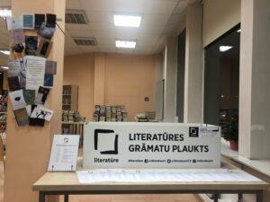 """""""Literatūre"""" aicina bibliotēkas un lasītājus!"""
