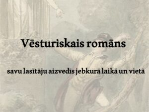 Vēsturiskais romāns