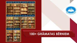 100+ grāmatas bērniem