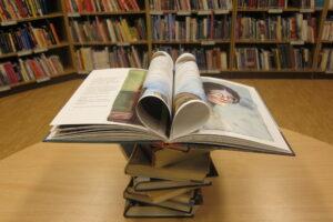 Bibliotēku nedēļā par grāmatām un lasīšanu