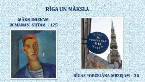 Rīga un māksla