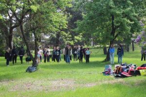 """Bolderājā kultūras pasākumu programma """"Vasara priežu dārzā"""""""