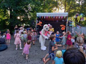 Bērnu diena Čiekurkalnā