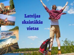Latvijas skaistākās vietas