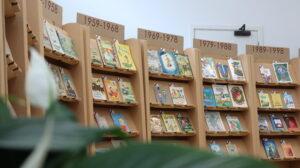 """""""100 grāmatas bērniem"""" Latgales Centrālajā bibliotēkā"""