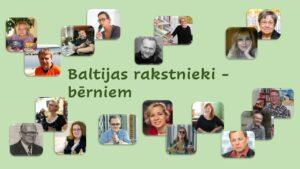 Baltijas rakstnieki – bērniem