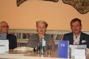Divas grāmatas. Atvēršanas svētki Rīgas Centrālajā bibliotēkā