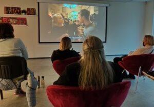 Latviešu literatūra un kino Viļņā