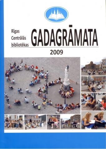Rīgas Centrālās bibliotēkas gadagrāmata 2009