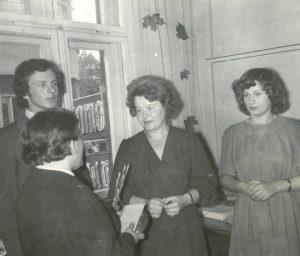 Bibliotekārs bibliotekāriem