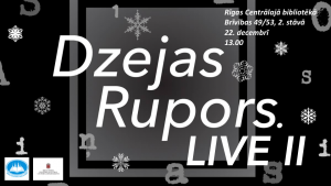 Dzejas Rupors.LIVE II