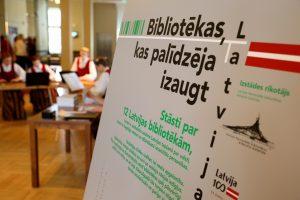 """RCB būs skatāma izstāde """"Bibliotēkas, kas palīdzēja izaugt Latvijai"""""""